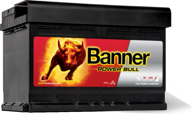 P7209 Banner Power Bull Batterie 12V 72Ah 660A EN