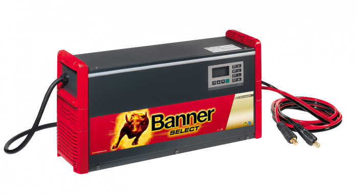 Charger Banner Select, Ladegeräte, Lader